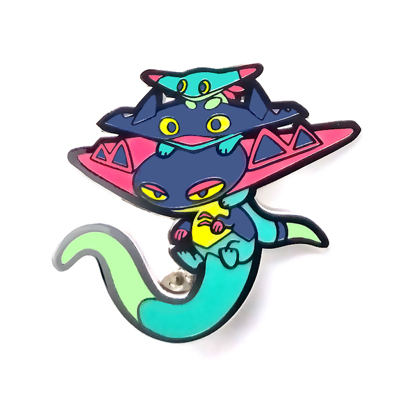 Dreepy Evolutions Pin