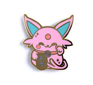 Espeon Maneki Pin