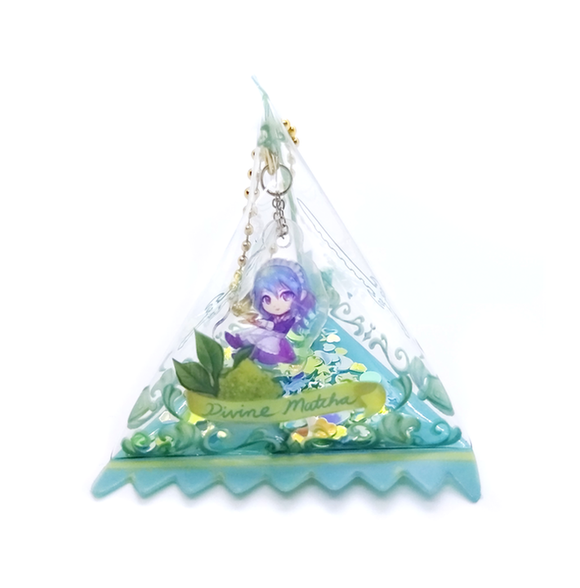 Byleth Tea Bag Charm