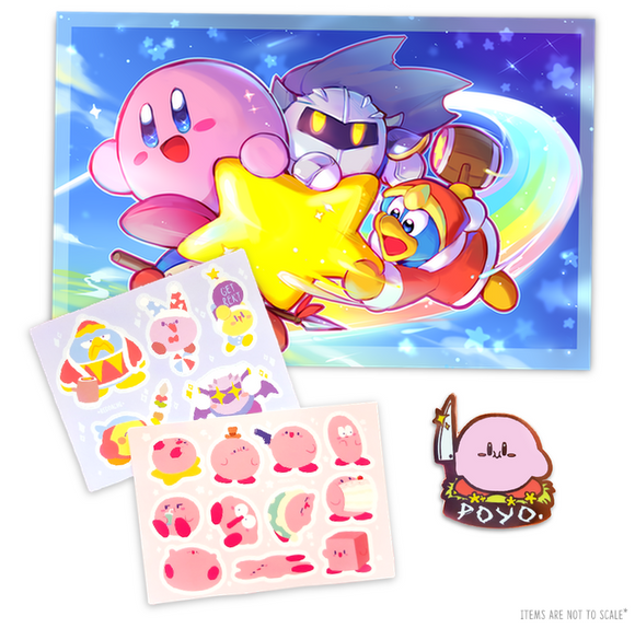 Kirby Bundle
