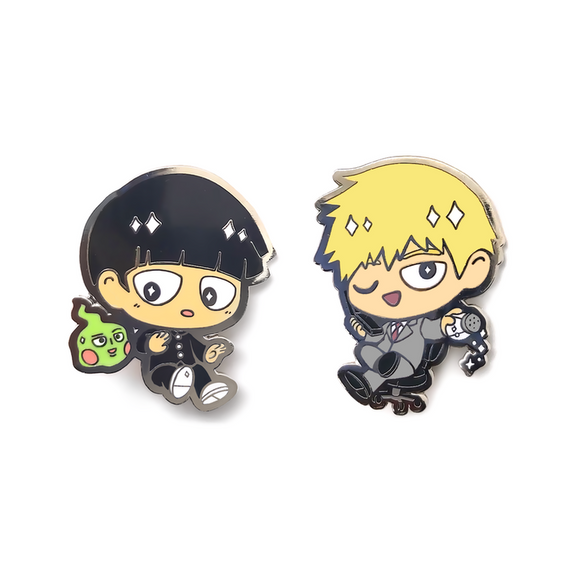 Mob Psycho 100 Pin Set