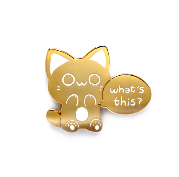 OwO What's This? Pin