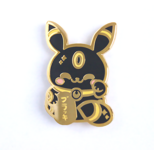 Umbreon Maneki Pin