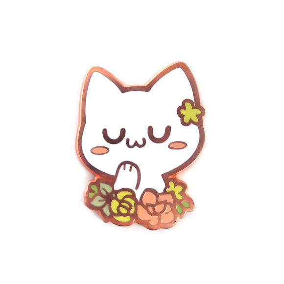 UwU Flower Pin