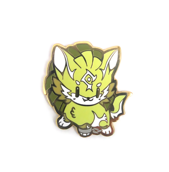 Wolf Link Pin