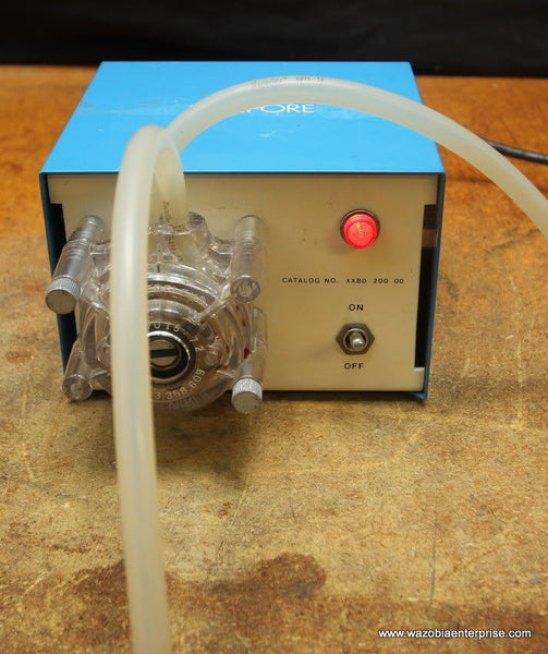 WATERS MILLIPORE XX80-200-00 XX8020000 PERISTALTIC PUMP COLE-PARMER  7015