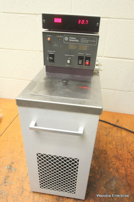 FISHER SCIENTIFIC ISOTEMP REFERIGERATED CIRCULATOR MODEL 9100