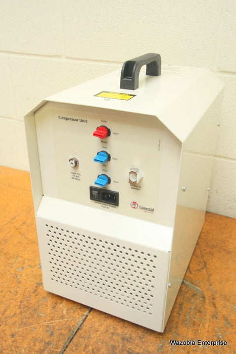 LAERDAL COMPRESSOR UNIT MODEL DSS 110-2