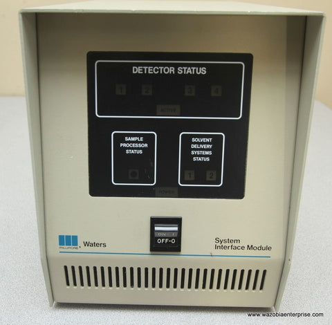 Waters Millipore HPLC System Interface Detector Module