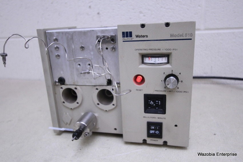 WATERS MILLIPORE HPLC PUMP MODEL 510