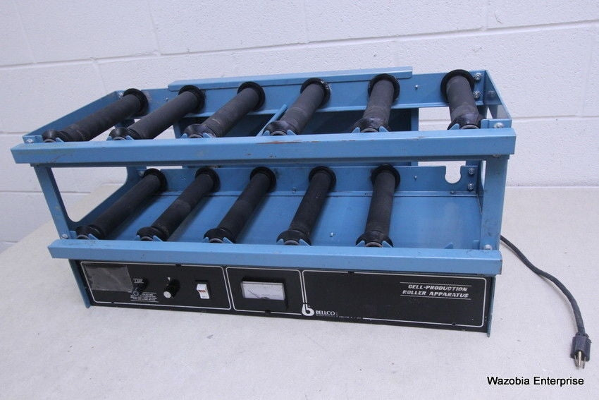 BELLCO CELL PRODUCTION ROLLER APPARATUS 7720-02005