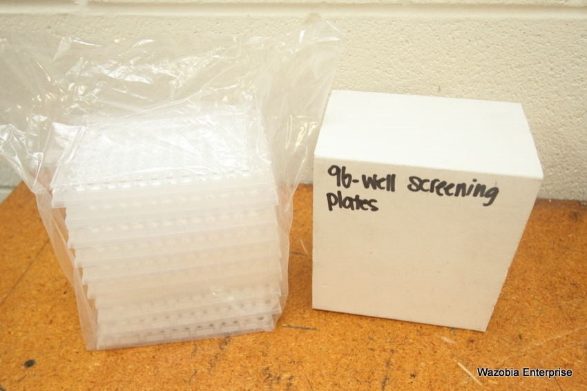 96 WELL SCREENING  PLATE 10/PACK