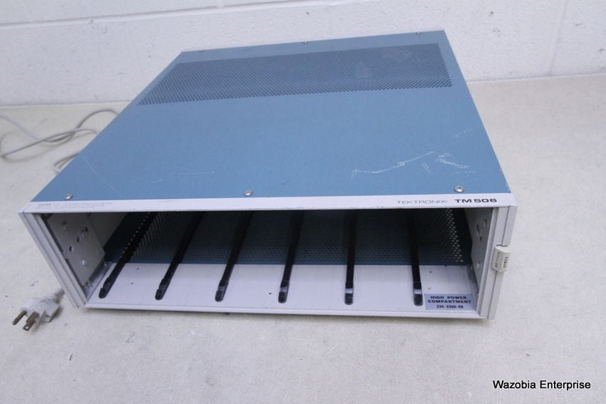 TEKTRONIX TM 506 MAINFRAME CHASSIS TM506