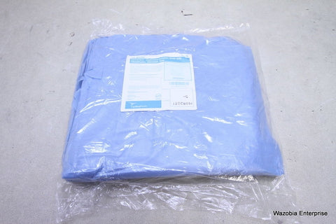 CONVERTORS IMPERVIOUS ISOLATION GOWN WITH THUMBHOOKS UNIVERSAL BLUE 4211PG