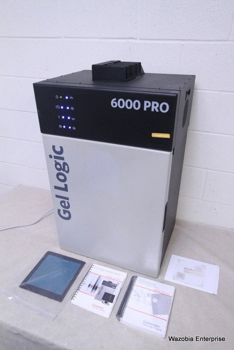 CARESTREAM GEL LOGIC 6000 PRO GL4000PRO PROTEIN IMAGING SYSTEM