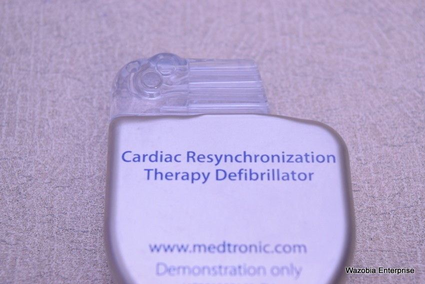 MEDTRONIC CARDIAC RESYNCHRONIZATION THERAPY DEFIB CRT DEMO ONLY