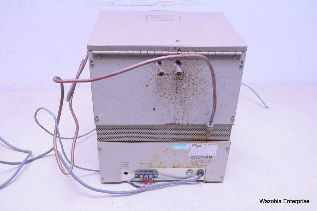 GOW MAC GAS CHROMATOGRAPH SERIES 150 THERMAL CONDUCTIVITY DETECTOR MODEL 69-150