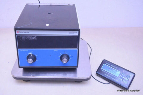 FISHER SCIENTIFIC MICROCENTRIFUGE MODEL 59A