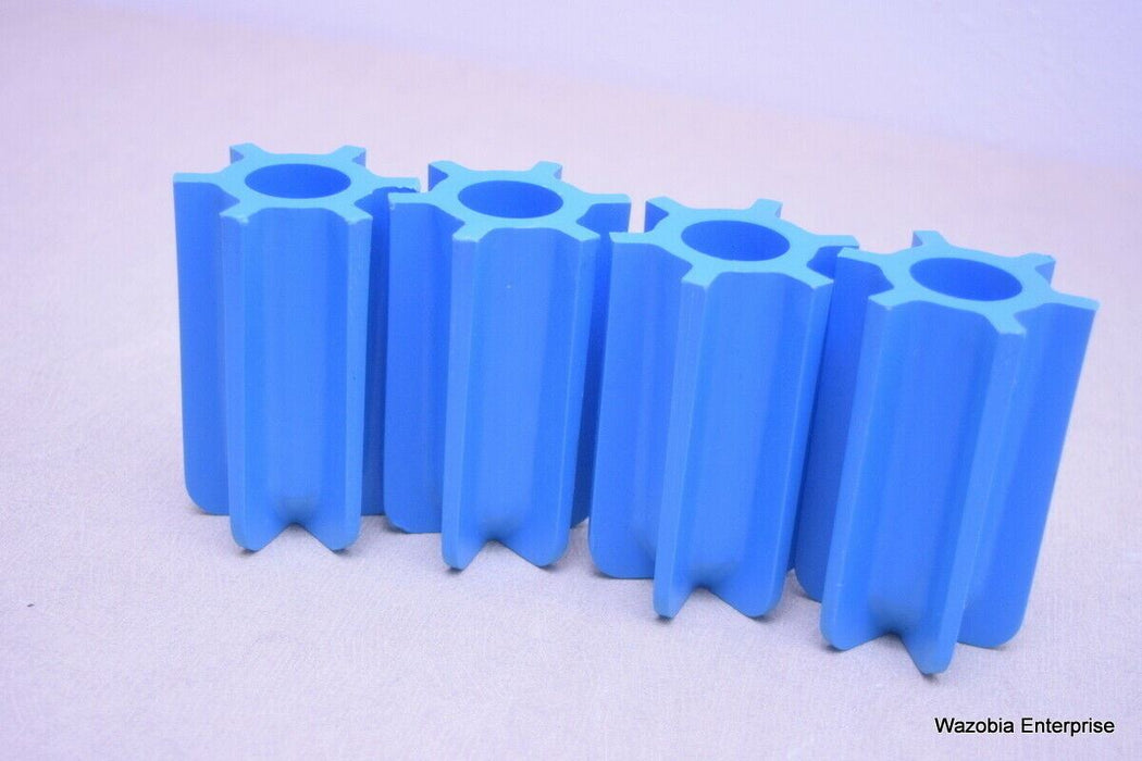 LOT OF 4  CENTRIFUGE SWING ROTOR  ADAPTERS