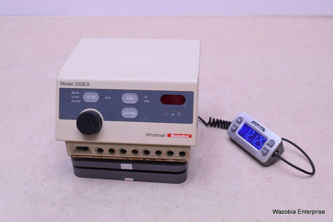 WHATMAN BIOMETRA ELECTROPHORESIS POWER SUPPLY MODEL 250EX