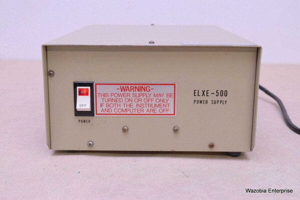 SLM/AMINCO XE450 ELECTROPHORESIS POWER SUPPLY