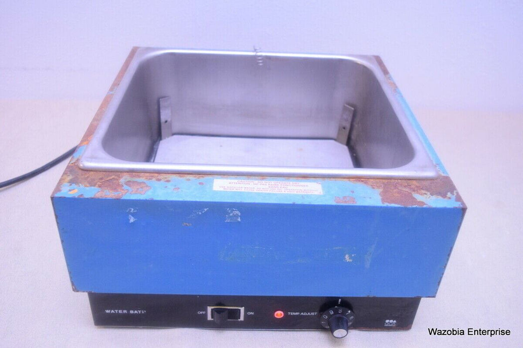 GCA CORPORATION MODEL 183 WATER BATH