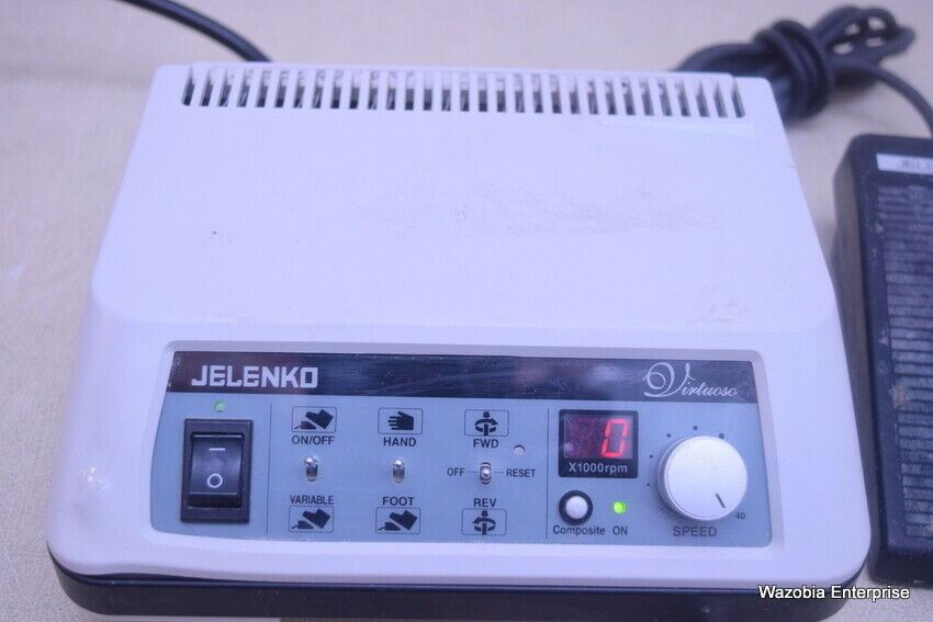 JELENKO VINTUSO MODEL 332300 WITH FOOT SWITCH