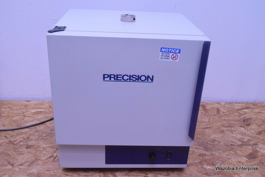 PRECISION SCIENTIFIC MODEL 3EG INCUBATOR