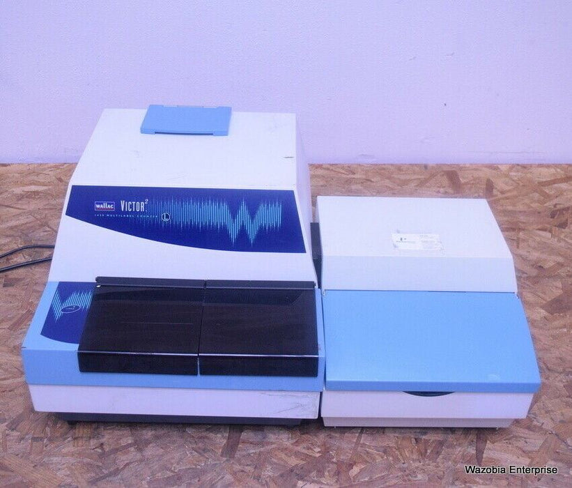 WALLAC VICTOR 1420 MULTILABEL COUNTER WITH LIQUID INJECTOR