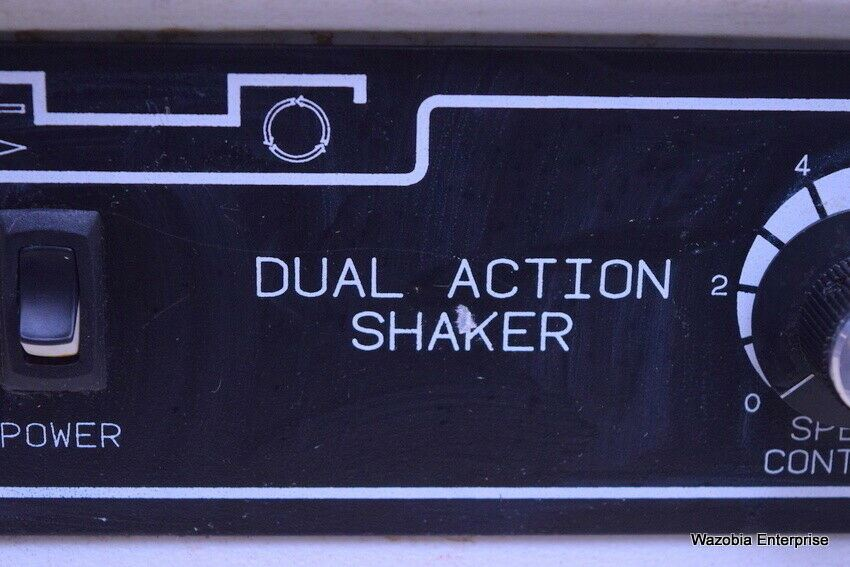 LABLINE INSTRUMENT  DUAL ACTION SHAKER MODEL 3508