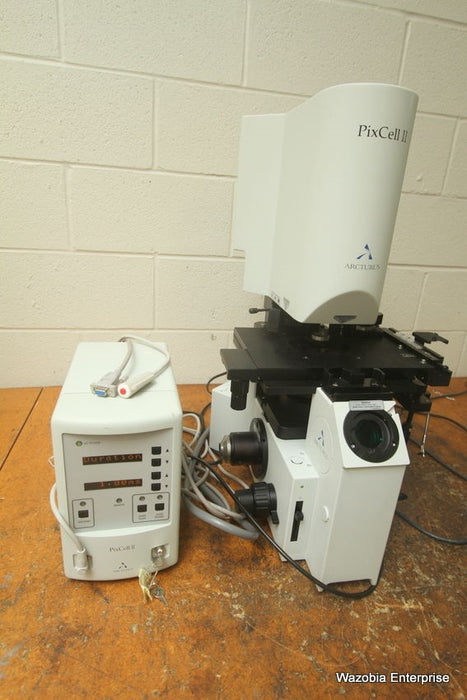 ARCTURUS PXL-200 PIXCELL II INSTRUMENT MICROSCOPE WITH  CONTROLLER