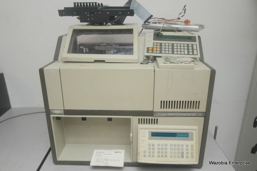 HP CLINICAL LIQUID CHROMATOGRAPH 330 MODEL 1090