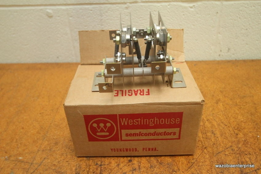 WESTINHOUSE SEMICONDUCTERS PA-RECTIFIER 508C575G04 508C575H04 6130-844-0148