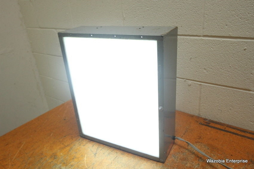"S&S S. & S.  X-RAY LIGHT BOX VIEWER 200 14""X16.75"""