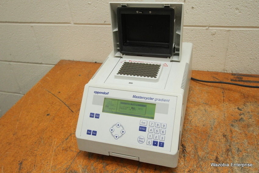 EPPENDORF MASTERCYCLER GRADIENT 5331 05436 THERMAL CYCLER
