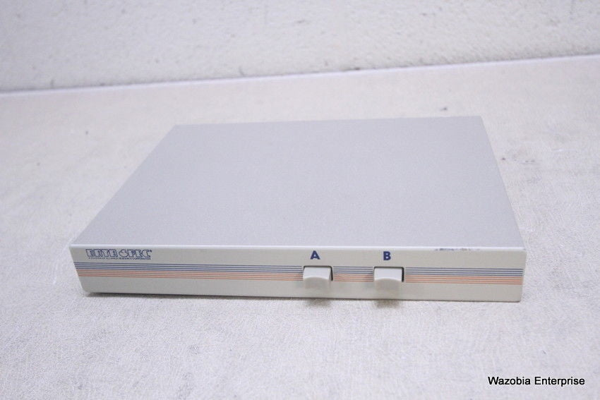 DATA SPEC DATA SWITCH BOX MODEL DS2502