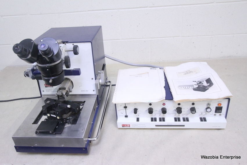 LKB BROMMA ULTRAMICROTOME SYSTEM 2128 ULTROTOME