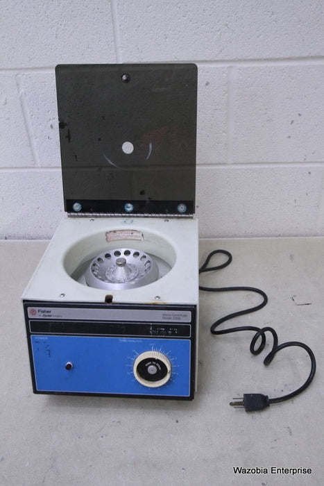 FISHER ALLIED MICRO-CENTRIFUGE MODEL 235B 235 CENTRIFUGE
