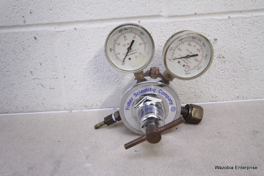 FISHER SCIENTIFIC GAS REGULATOR