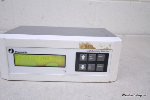 AMERSHAM PHARMACIA CONDUCTIVITY MONITOR HPLC FPLC
