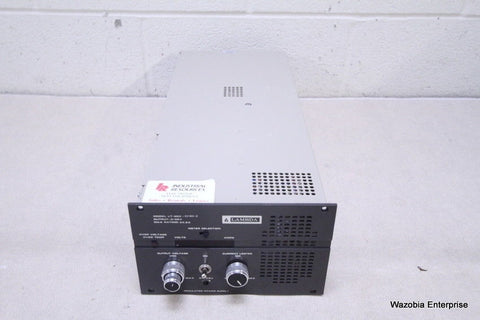 LAMBDA REGULATED POWER SUPPLY  LT-803-40180-2 0-36V 34.5A
