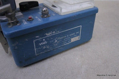 WM B JOHNSON  RADIATION CONTAMINATION SURVEY METER