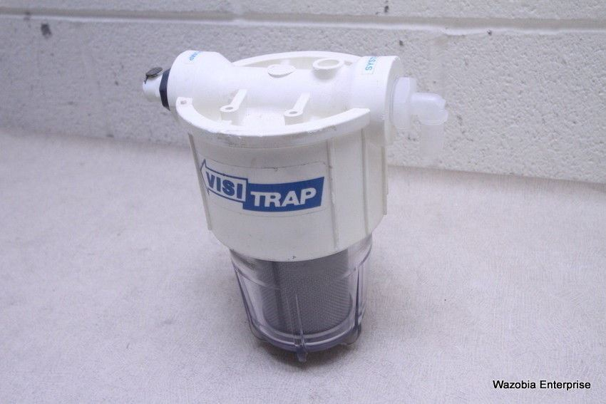 VISI TRAP VACUUM PUMP TRAP