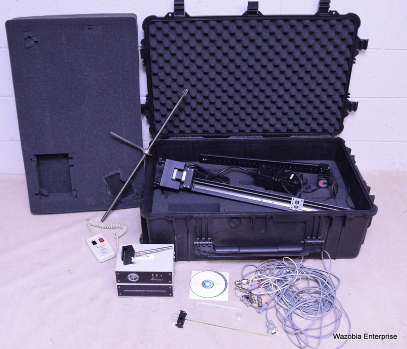 ARM ADVANCED RADIATION MEASUREMENTS INC RADIATION BEAM ANALYZER