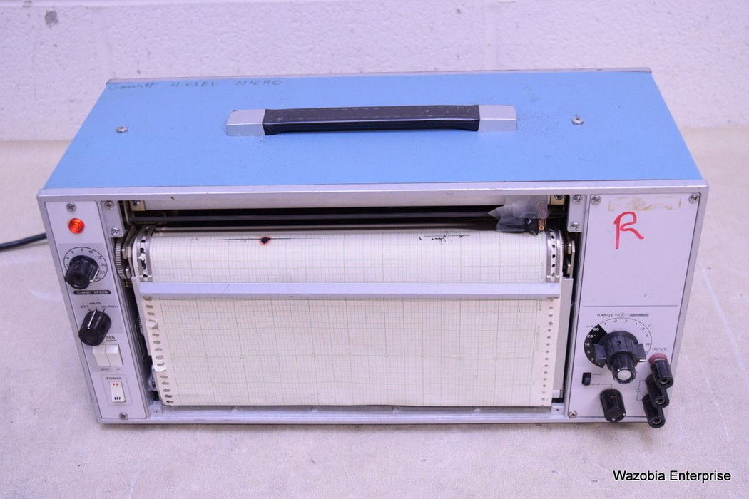 SOLTEC CORPORATION CHART RECORDER