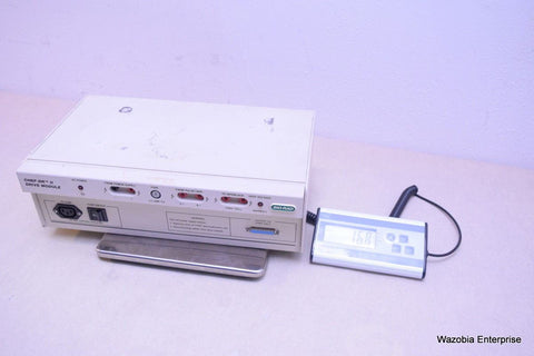 BIO-RAD CHEF-DR II DRIVE MODULE ELECTROPHORESIS POWER SUPPLY