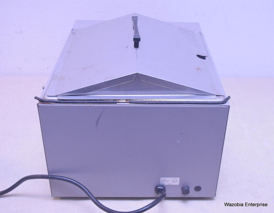 VWR SCIENTIFIC MODEL 1212 HEATED WATER BATH