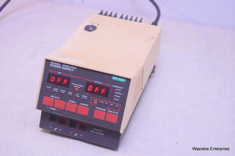 BIO-RAD MODEL 1000/500 ELECTROPHORESIS POWER SUPPLY