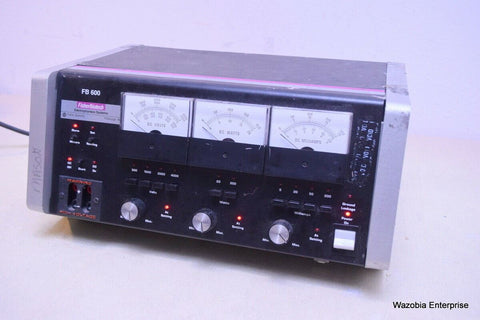 FISHER SCIENTIFIC/BIOTECH ELECTROPHORESIS SYSTEMS MODEL FB600 POWER SUPPLY