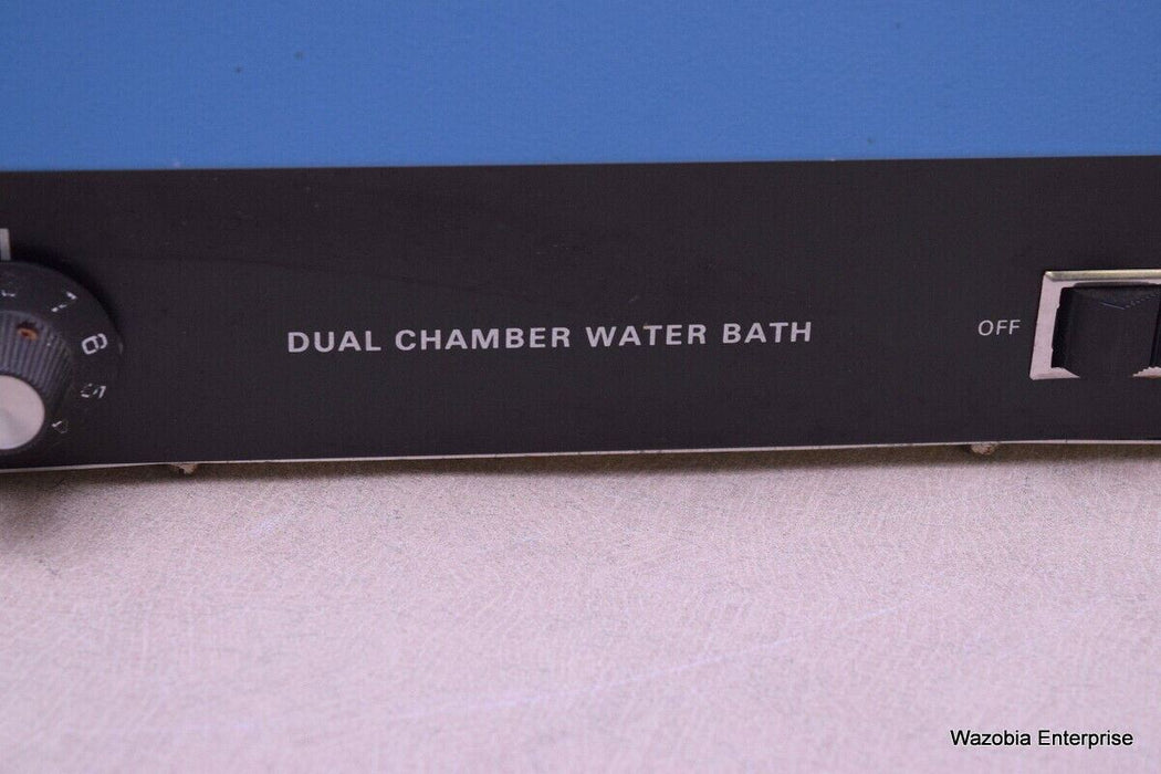 PRECISION DUAL CHAMBER WATER BATH MODEL 188